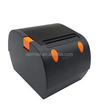 80mm pos thermal receipt printer support USB/LAN/Serial/Bluetooth/Wifi