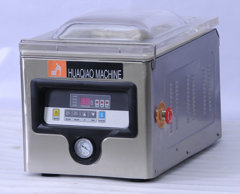DZ400 envasadora de vacio with CE certificate 304 stainless steel food vacuum pack machine