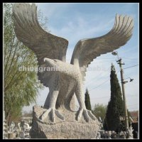 eagle stone carvings