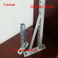 Welding Steel Construction Brackets