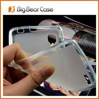 Heavy duty tpu case for lenovo a760 jelly cover silicon case
