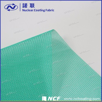 Outdoor Vinyl Pvc Coated Polyester Mesh Fabric For Outdoor