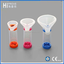Home care plastic asthma spacer/Asthma Inhaler