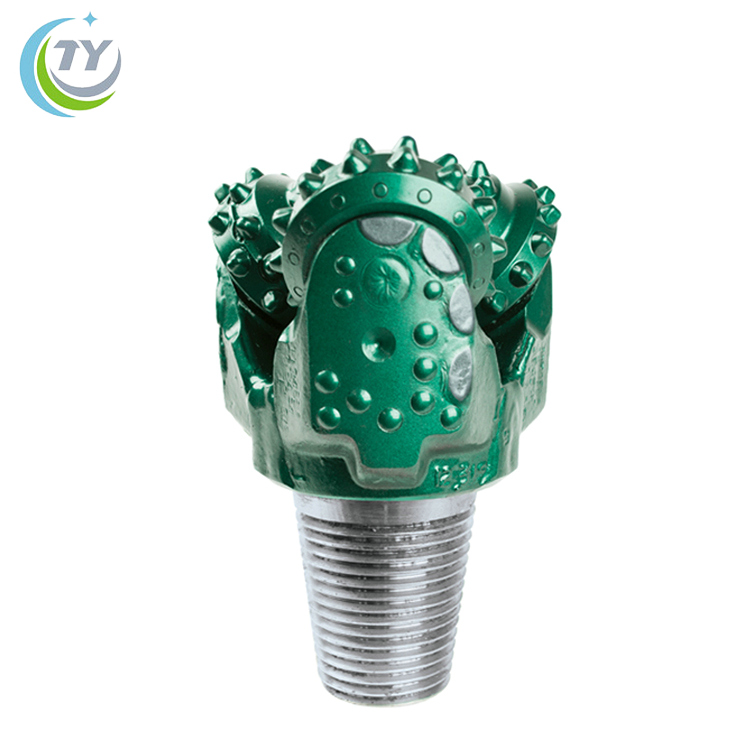 High strength high wear resistance carbide water well drilling 12 1/4'' tricone drill bit