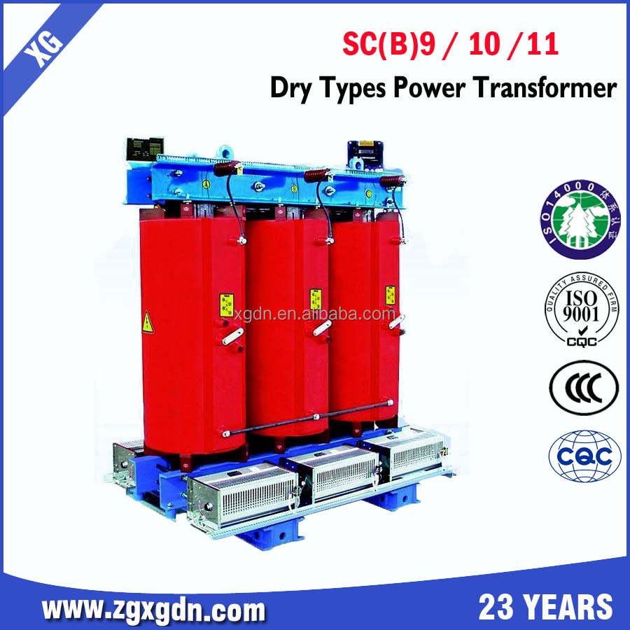 XG Group 6kv electric transformer hs code