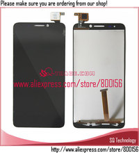 China Manufactuer lcd screen ward For Alcatel One Touch Idol ot6030 6030 6030D LCD Display with Touch Screen Digitizer