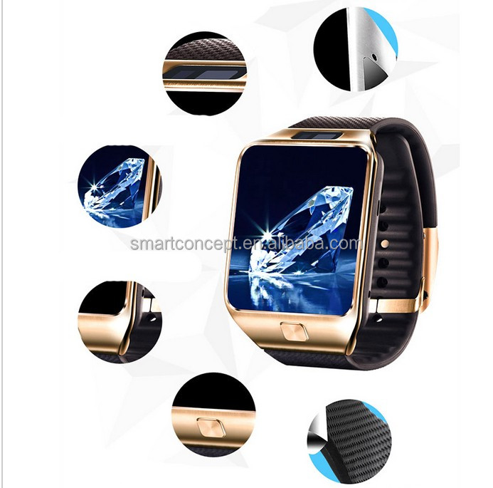 Wifi Smart Watch U8 M26 dz09 gt08 <strong>a1</strong> Of Smart Watch Android Dual Sim 2016