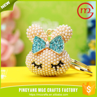 3d Zinc Alloy cartoon cheap custom keychains,wholesale custom metal key chain