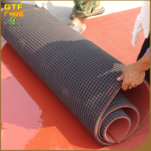 School stadium prefabricated athletic rubber running track surface