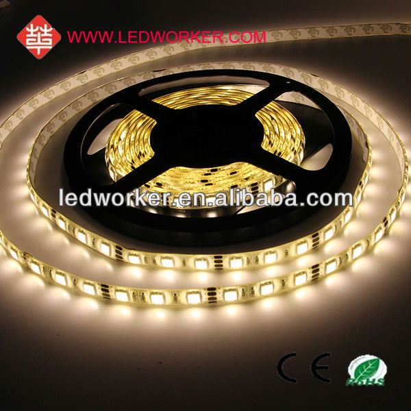 300leds 5m 12v waterproof smd5050 silicone coated 12v rechargeable battery led strip