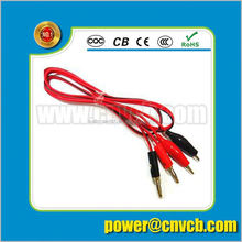 High quality Battery charge cable (Tamiya charging cable sets,Glow plug/alligator clips,Futaba female)