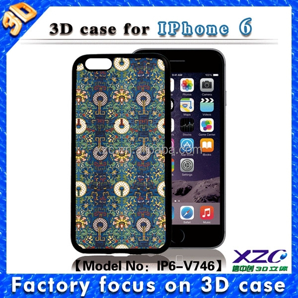 Best 3D effect lenticular flip case for acer liquid e700 cover