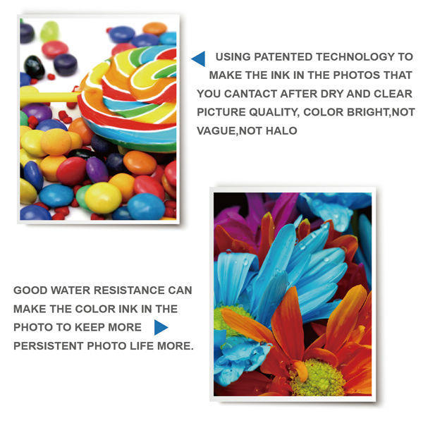 240gsm High Glossy Waterproof Phot Paper