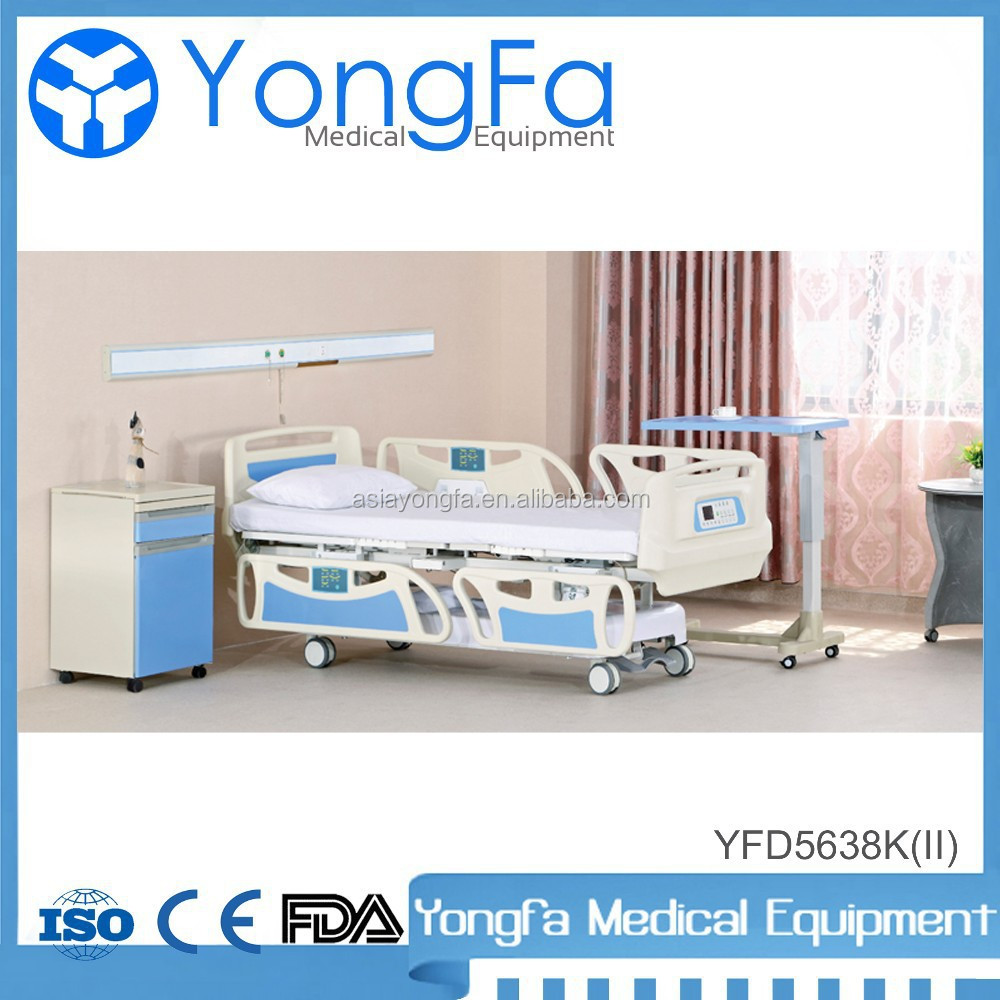 D2 YFD 5638K(II)hospital bed ,electric hospital bed ,ICU electric hospital bed