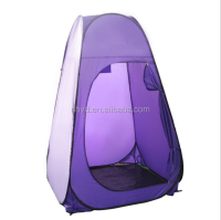 New Outdoor camping tent simple dressing shower swimming photography tent mobile toilet