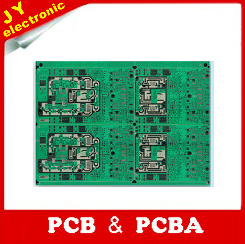 4 layer dvd drive pcb with pcb assembly