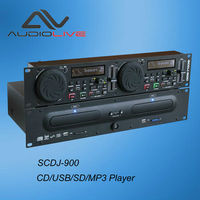 China manufacturer supply Professional CD/USB/SD/MP3 Player SCDJ-900