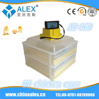 incubator jn-36 mini egg incubator for chicken incubator poultry AI-96B