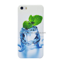 Fast delivery 3D design hard PC IMD good quality mobile phone case for Iphone 5/5S