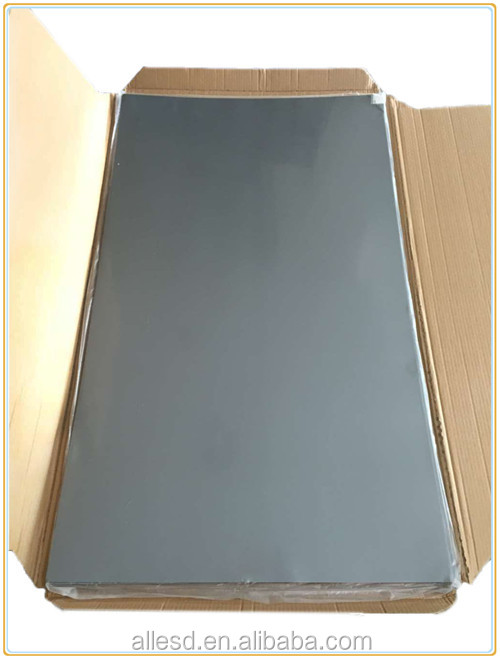 Frameless Peelable Antimicrobial Sticky Mat
