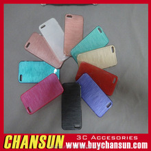 Ultra thin aluminium PC imitation case for iphone 6