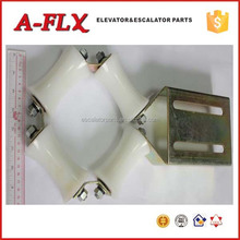 Elevator Guide Roller Device for Compensating Chain for elevator spare parts