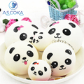 Squishy Slow Rising Jumbo Panda Egg Cream Scented Charms Kawaii Squeeze Squishies Toys
