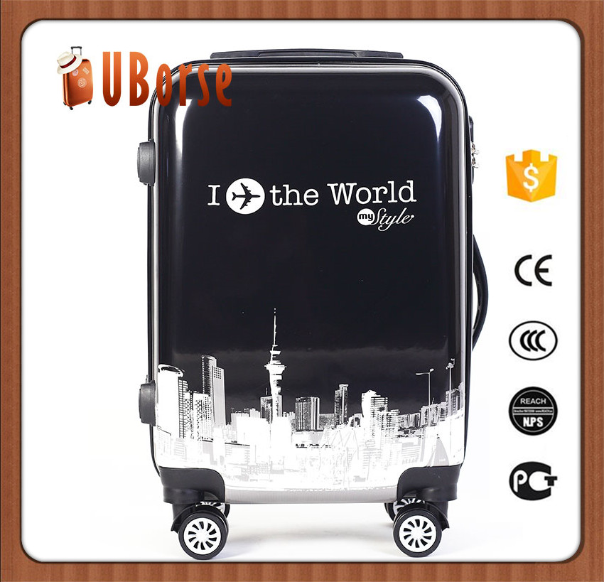 High Quality ABS/PC Trolley Luggage Set 20'' 24'' 28''/Waterproof Luaaage bag/Carry on Travel