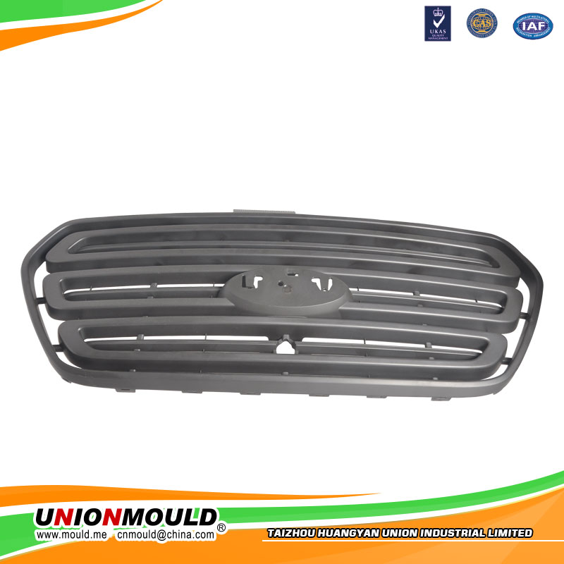 Car accessories auto parts plastic injection mold front grille rear grille car body parts grille plastic mold/mould/moulding