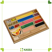 Montessori Teaching Material Educational Toys - Geometry Sticks