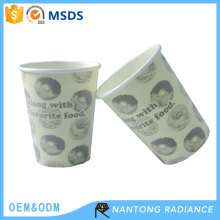 Food Grade Eco-friendly8oz/240ml Custom Printed Foam Cup of China National Standard