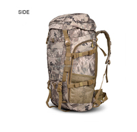 specail army mountaineering bags Outdoor waterproof camouflage Tactical hiking Backpack military