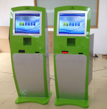 Stand Canteen Card Dispenser Machine