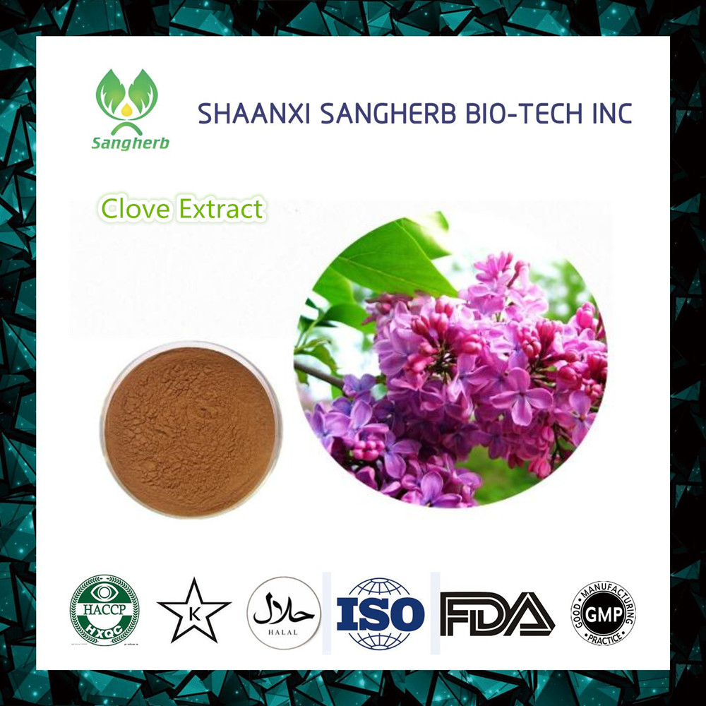 Manufacturer supply top quality Plant Extract Formononetin, Red Clove Extract