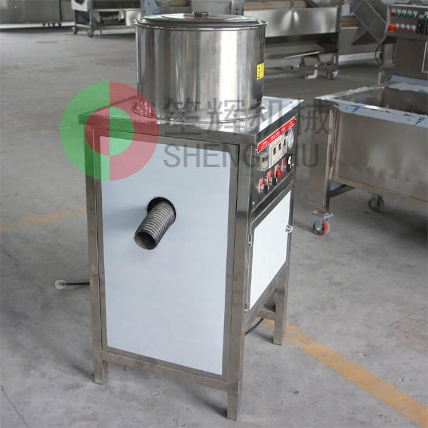 factory produce and sell garlic skin peeling machine(dry way) sp-100