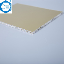 Beecore bus fender use aluminum honeycomb panel