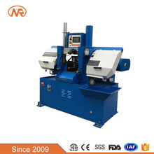 260mm fully automatic feeder GS260 horizontal cutting band saw 10 inch