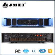 Plug-in tech 2U 2 channel class H 800w 1000w stage power amplifier professional in harga price