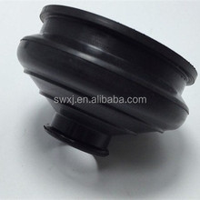 Low price hight quatity rubber bellow dust cover bellows rubber/rubber cable boots