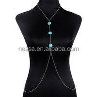 wholesale gold wholesale body jewelry no minimum order NSNK-34545