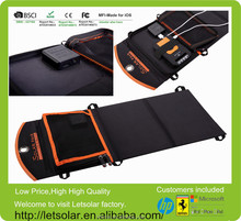 2014 new product 10.5W solar panel private label solar charger
