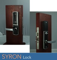 SYRONLock- SY73 Fire-test Mortise Digital Door Lock