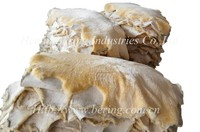 Sheepskin for saddle leather comfortable saddle leather for horse
