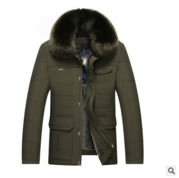 MS70936G Hot selling men's winter thick coats