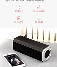 Mobile phone tablet multimedia wireless bluetooth speaker outdoor wooden motorcycle small stereo mini card subwoofer