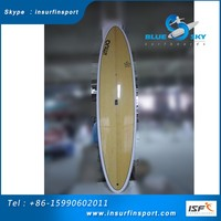 Wholesale Cheap Surfboard Bamboo Paddle For Surf Board