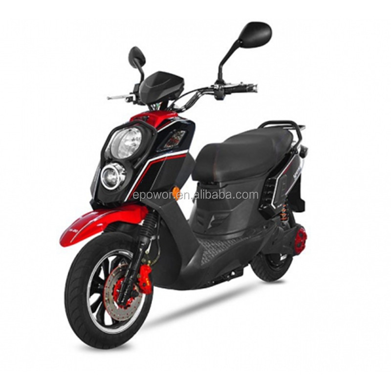 2000W big power electric scooter new fashion Brazil model e-scooter electric motorcycle HC-EM21 Alfa