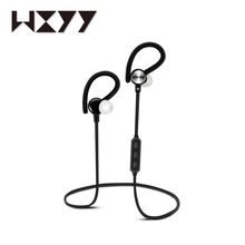 High Sound Quality Wireless Stereo Headset In-ear Earphones and Headphone For Sport With Mic~
