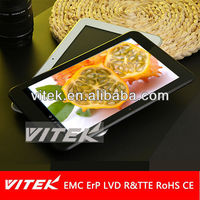 Factory made android dual core 10.1inch oem tablet