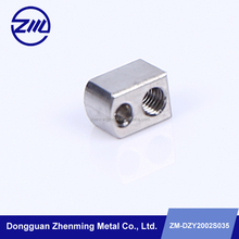 CNC metal auto parts electronic cigarette parts accessories wholesale